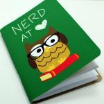 Nerd At Heart Pocket Noteb..